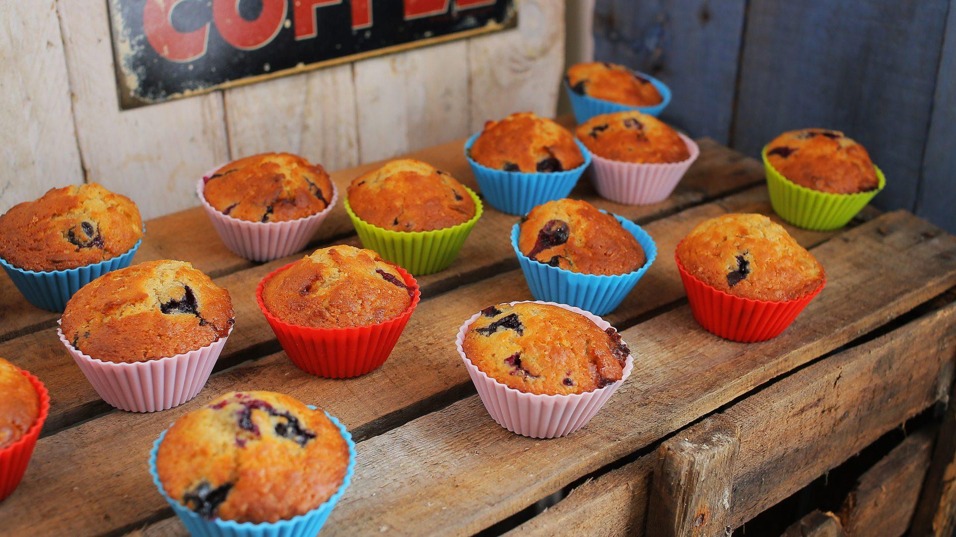 csodálatos muffinok