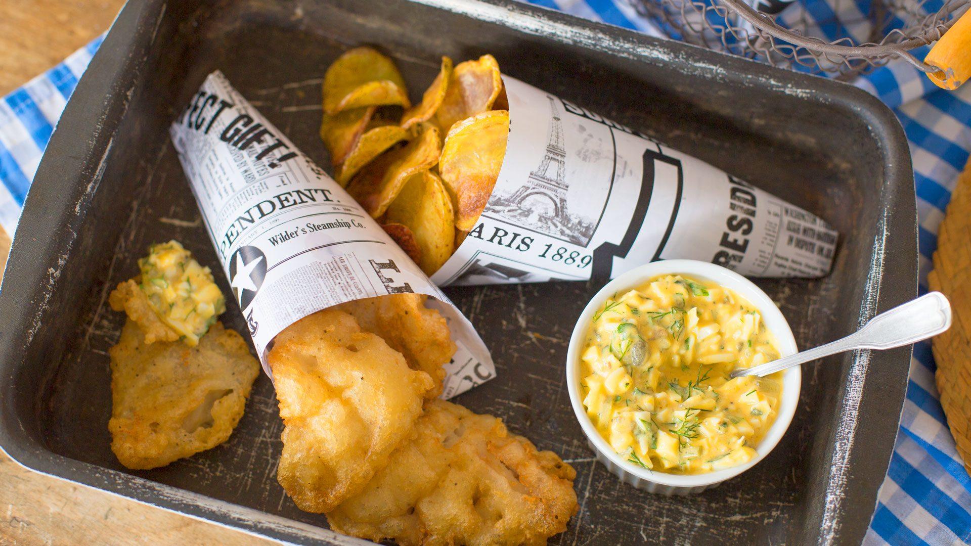 fish and chips angol street food kaja