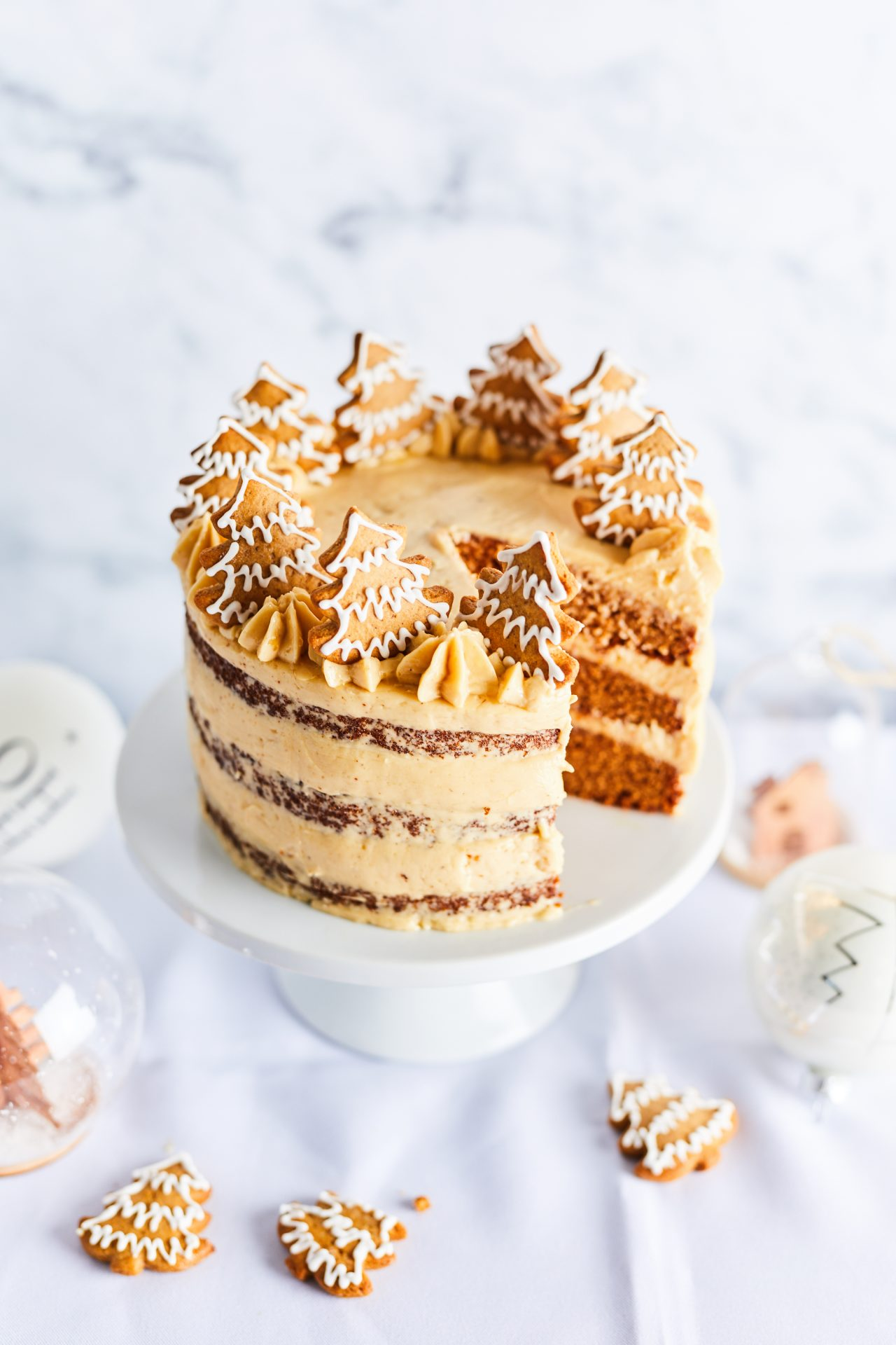 mézeskalácstorta karácsonyi süti