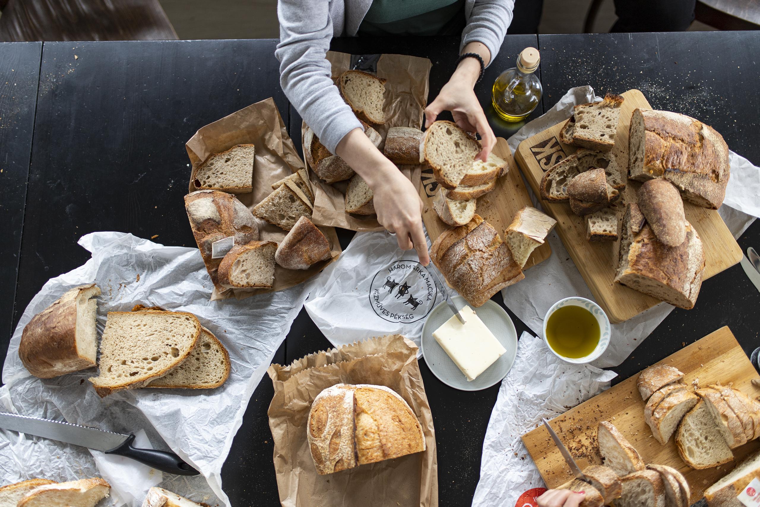 SK kenyér