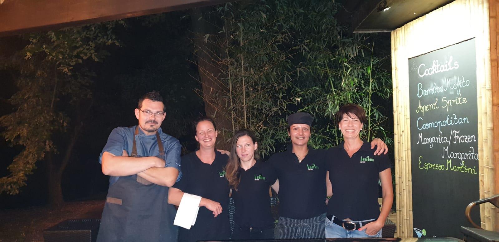 bamboo csapat
