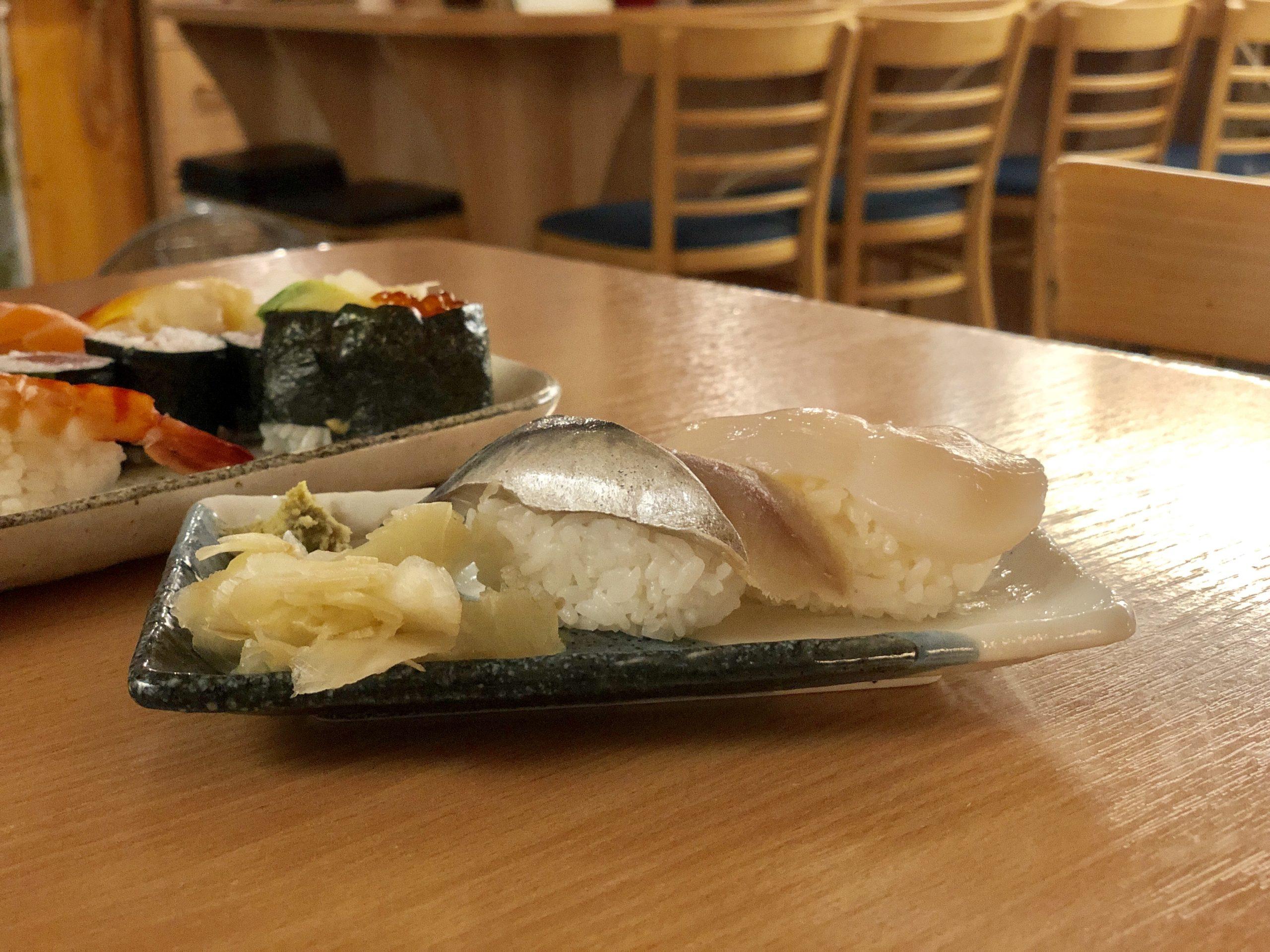 Okuyama sushija