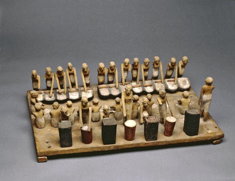 egyiptomi sörfőzde