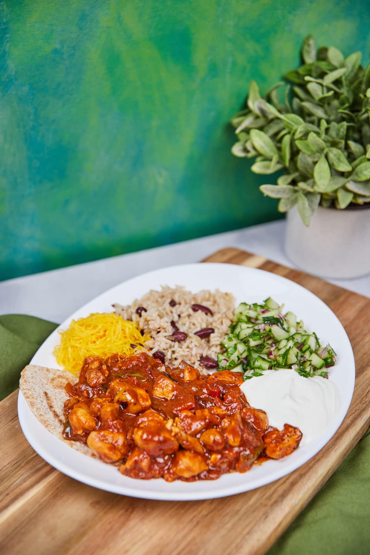 mexikói kukoricás csirke