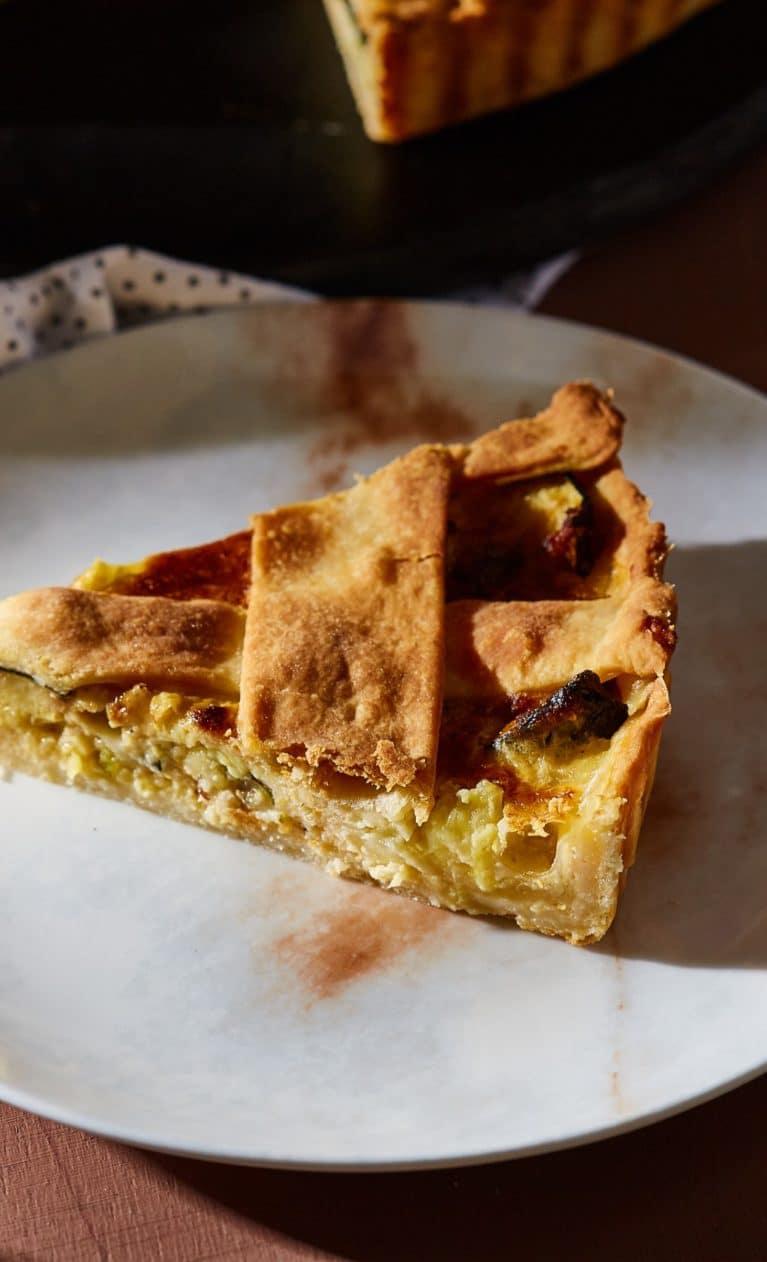 olasz cukkinis pite