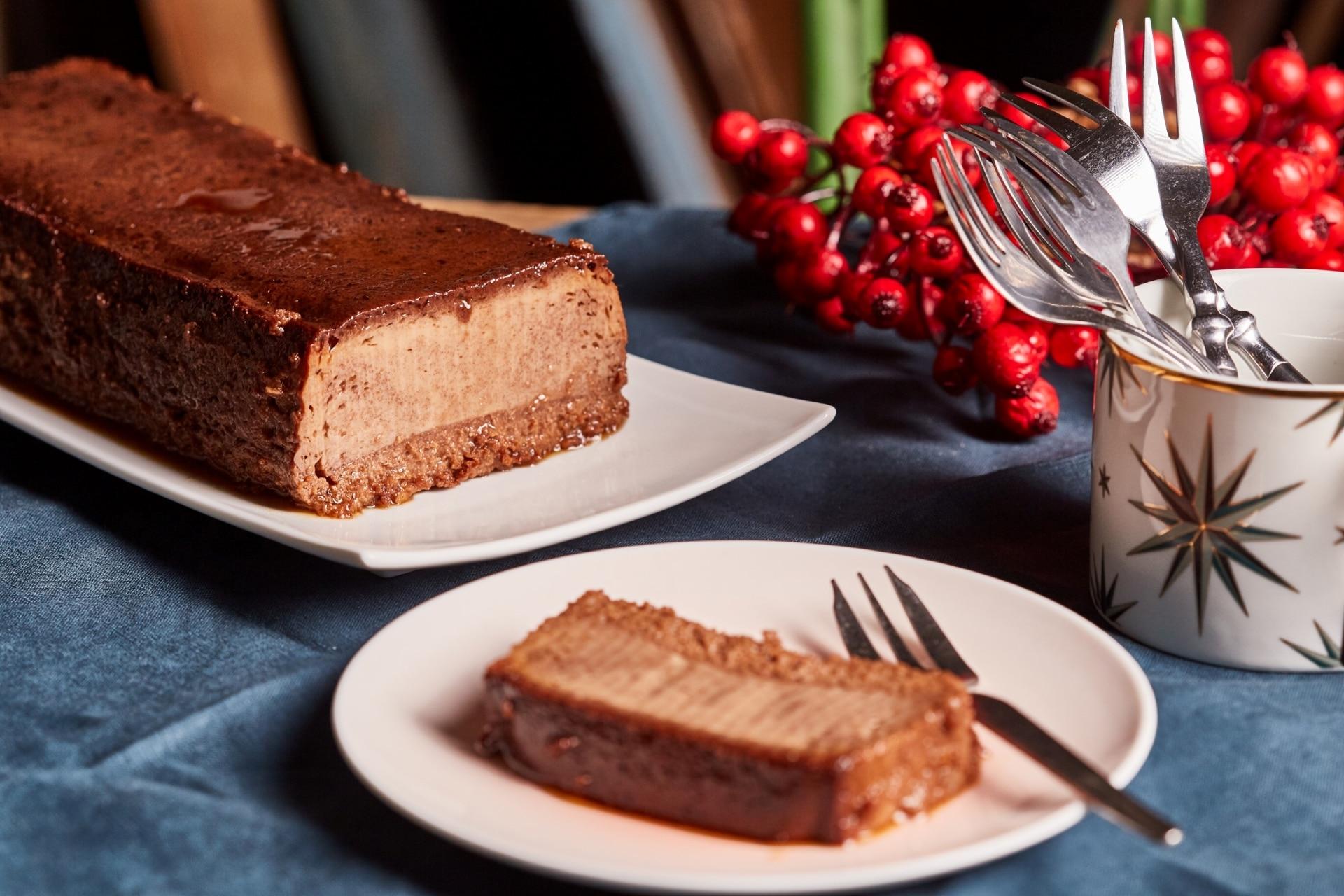 Piemonti csokipuding