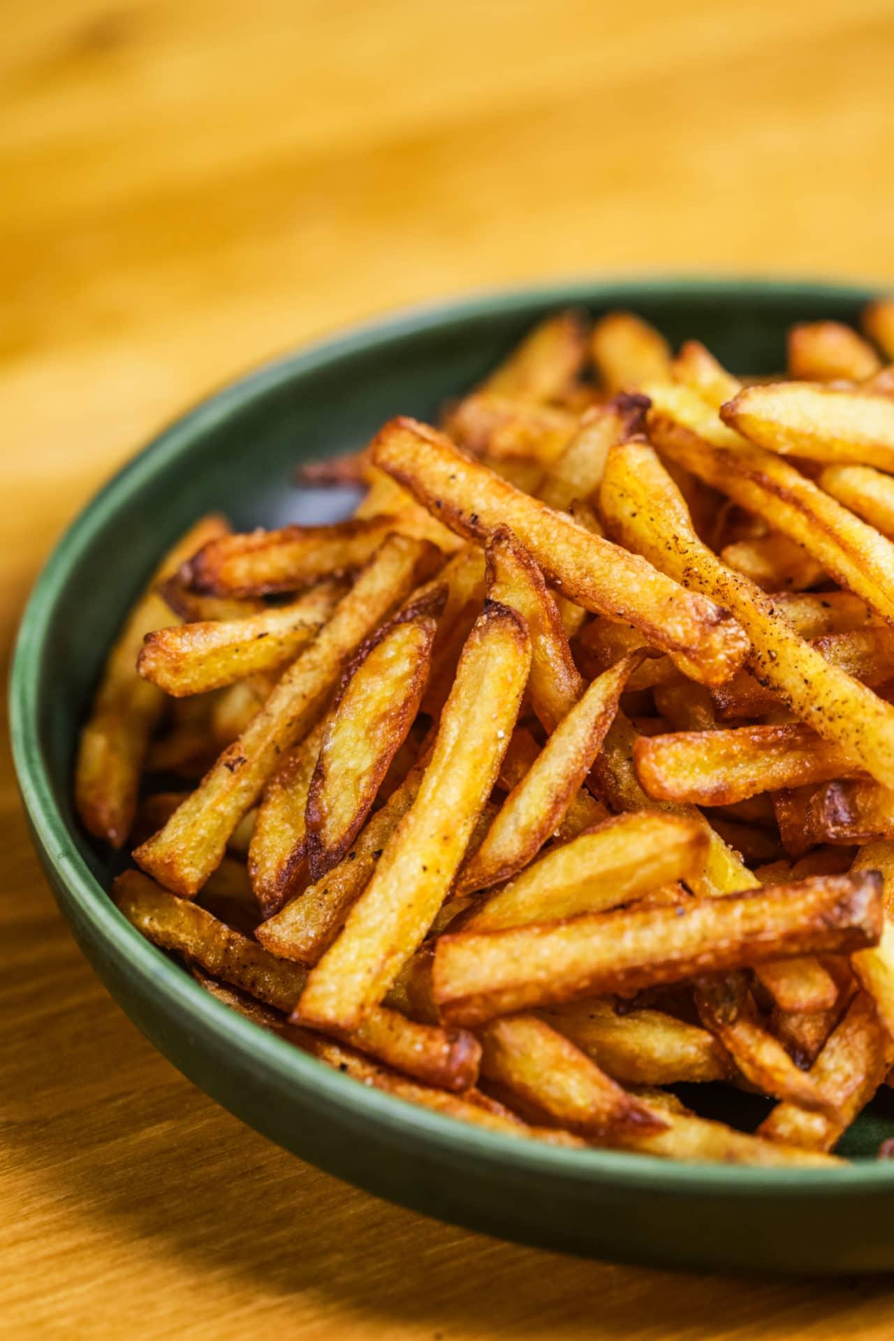 tökéletes házi sült krumpli