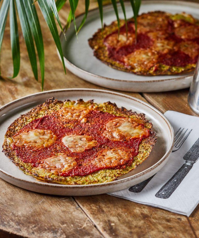 brokkolis pizza