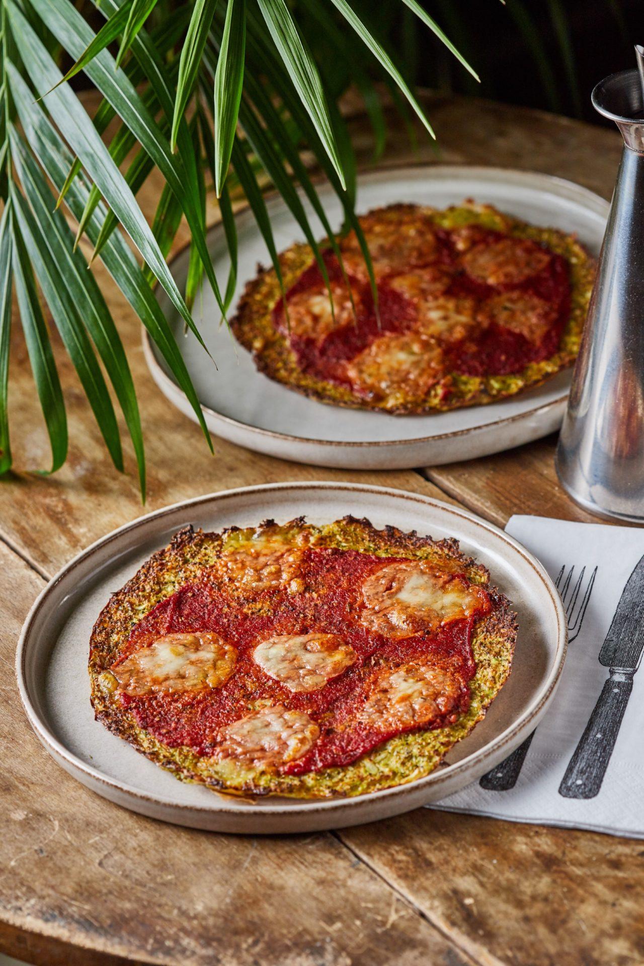 brokkolipizza