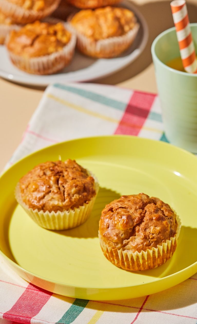 almáspite-muffin