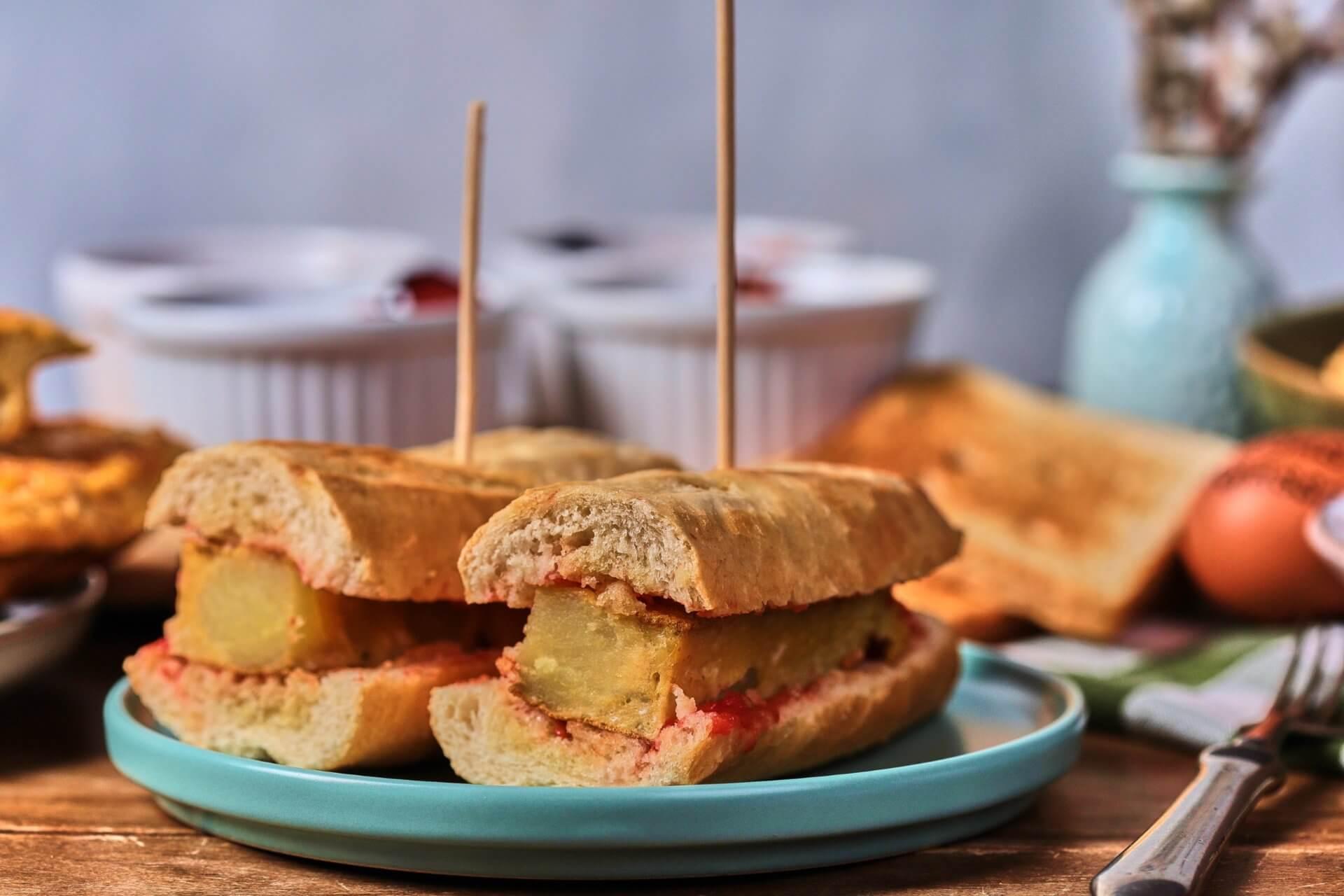 Spanyol tortilla tojásos reggelihez