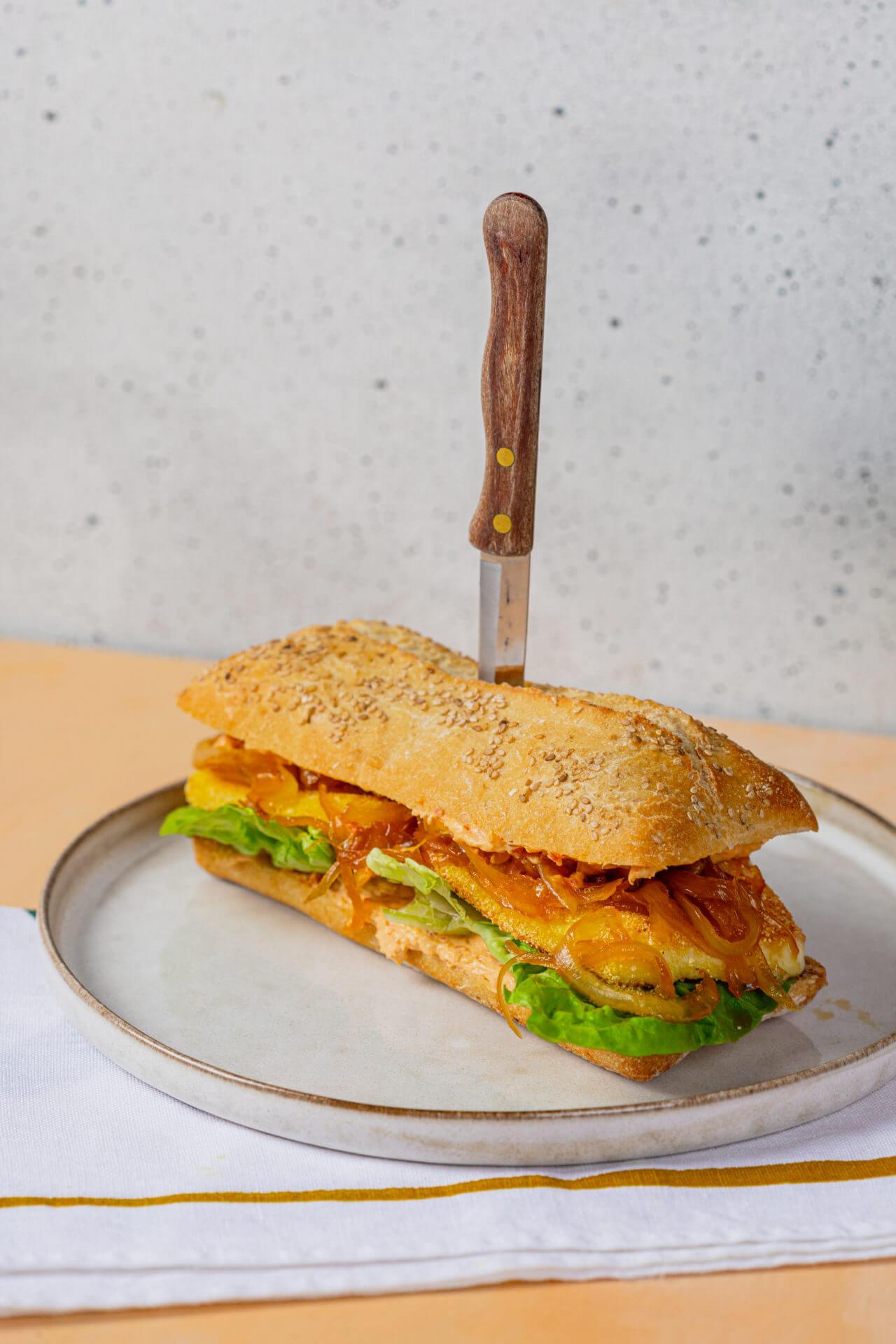 kolbászkrémes szendvics zsolti