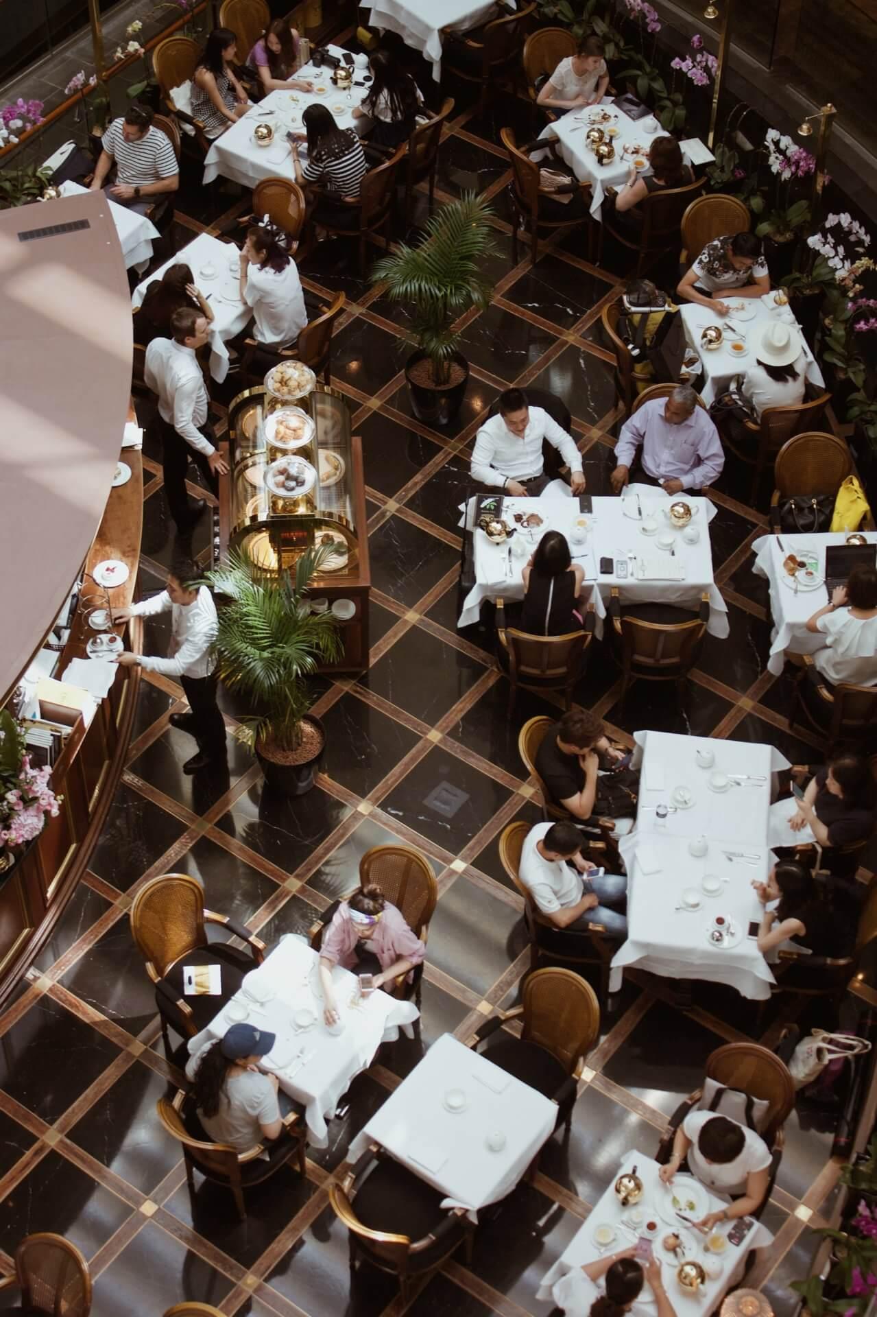 étteremnyitás