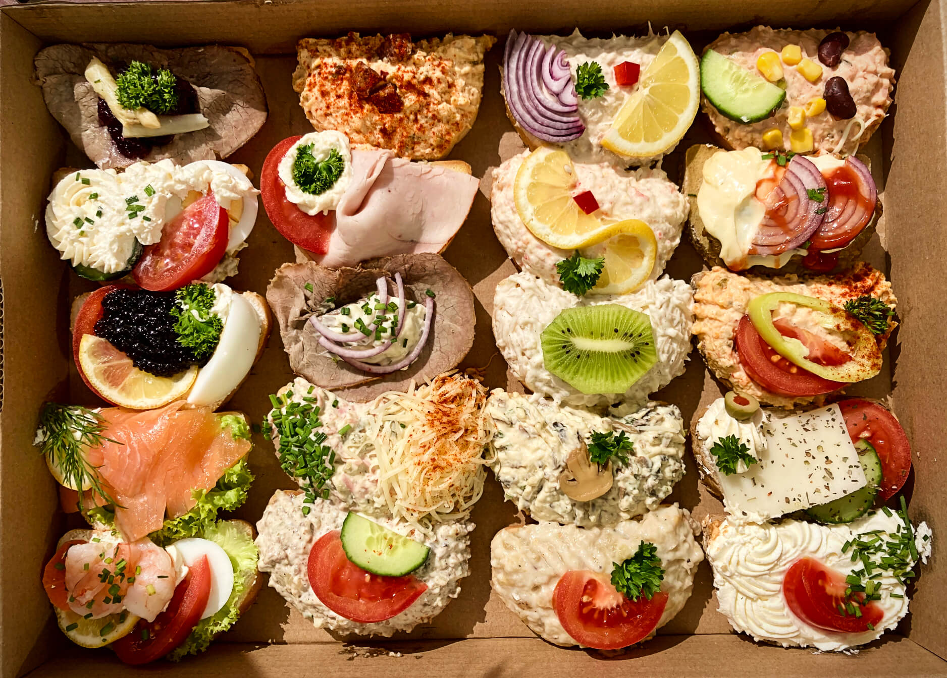 Duran szendvics