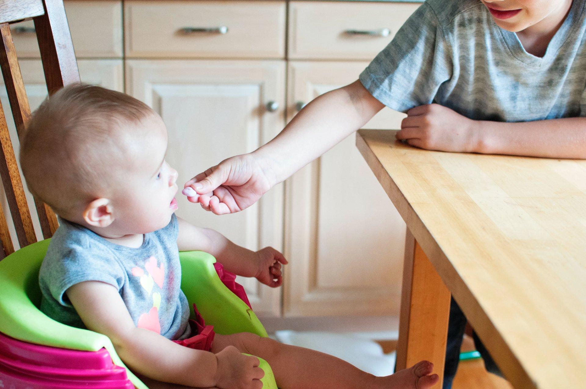 cukor és só a babáknak