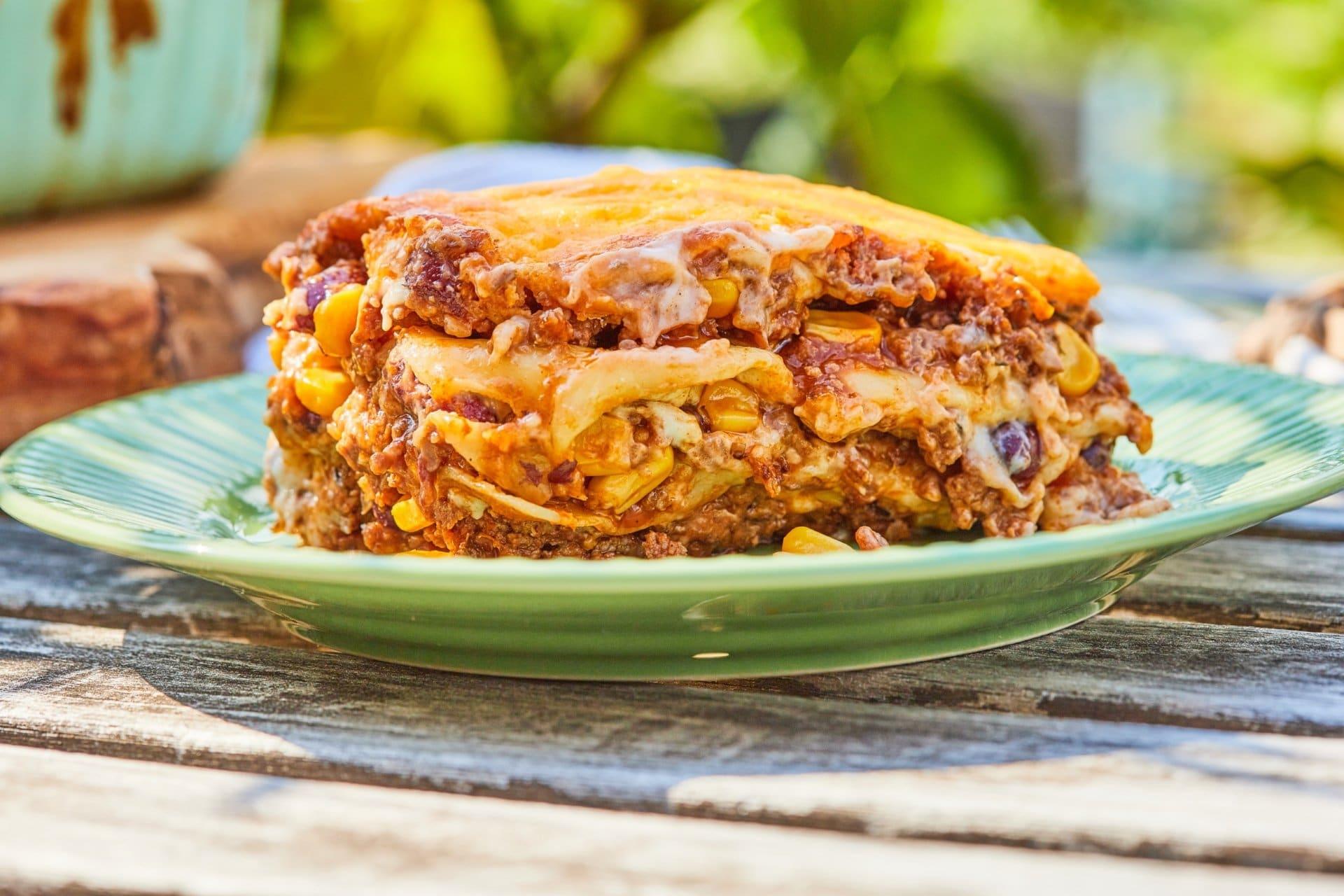 csilis babos lasagne - csilis kaja
