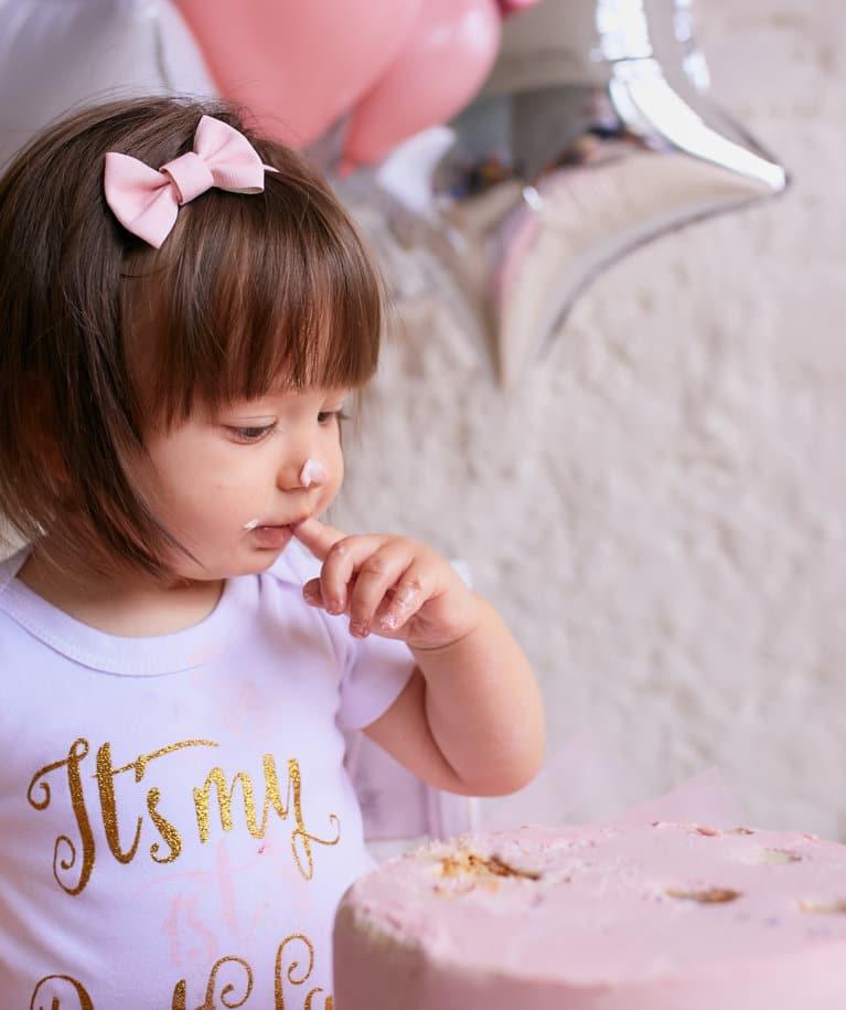 cukor a babának