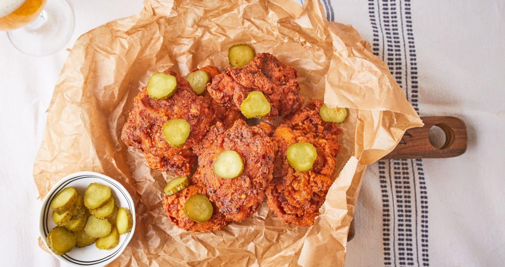 Nashville rántott csirke