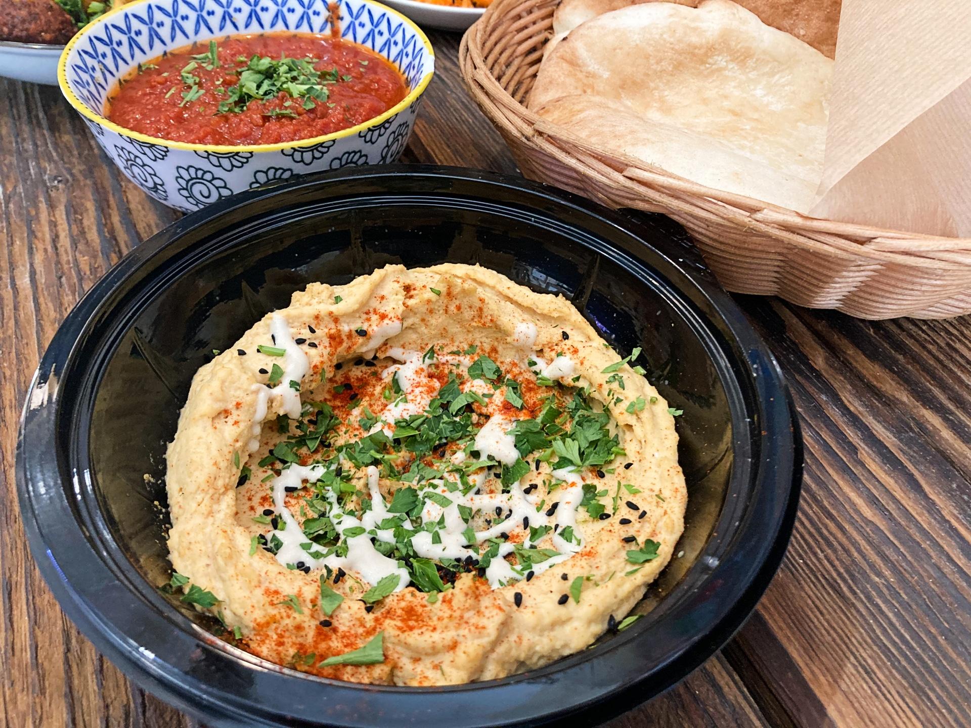 Olive Tree Hummus
