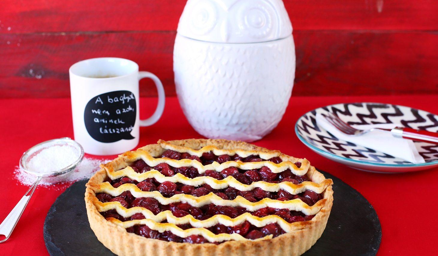 Twin Peaks Pie - a legrejtélyesebb pite