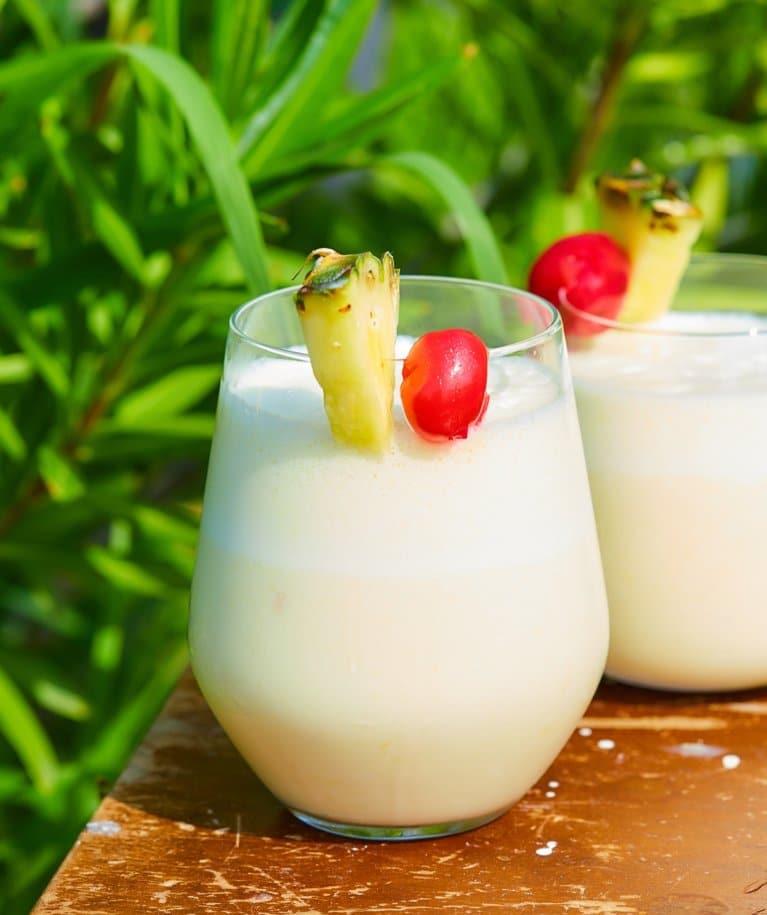 Alkoholmentes Piña Colada