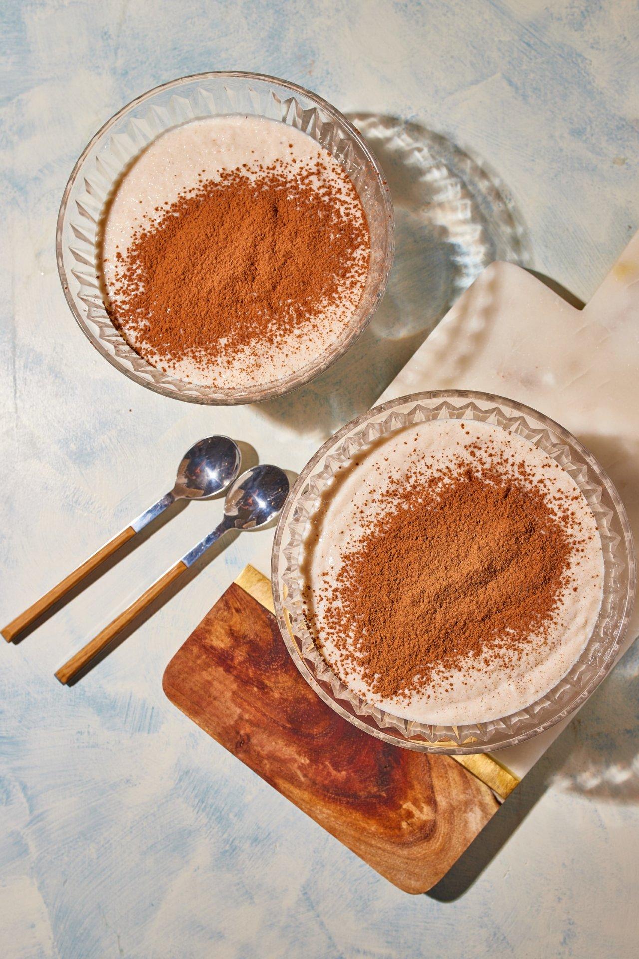Kókuszos-banános-csokis tejbegríz