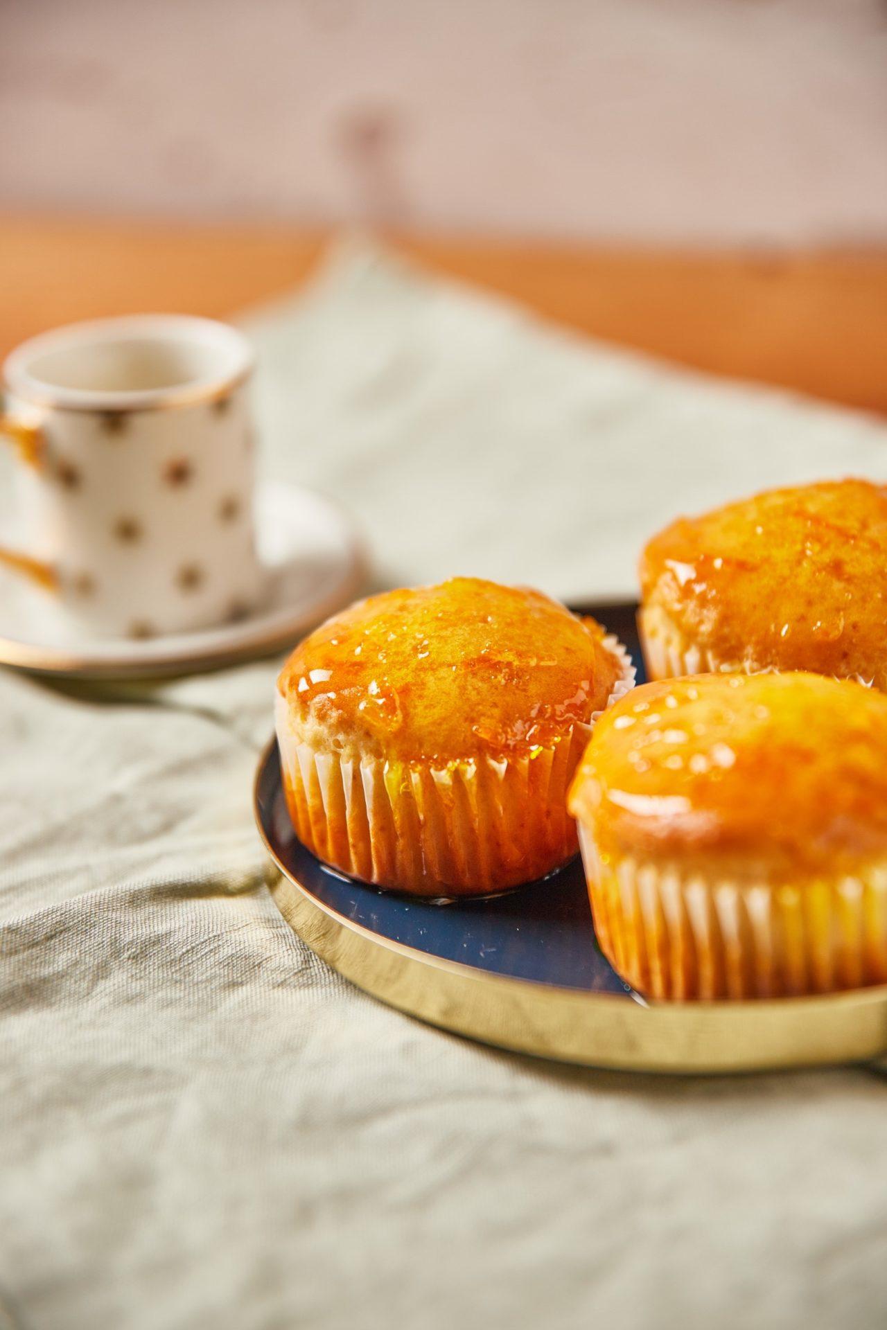 Joghurtos-citrusos muffin