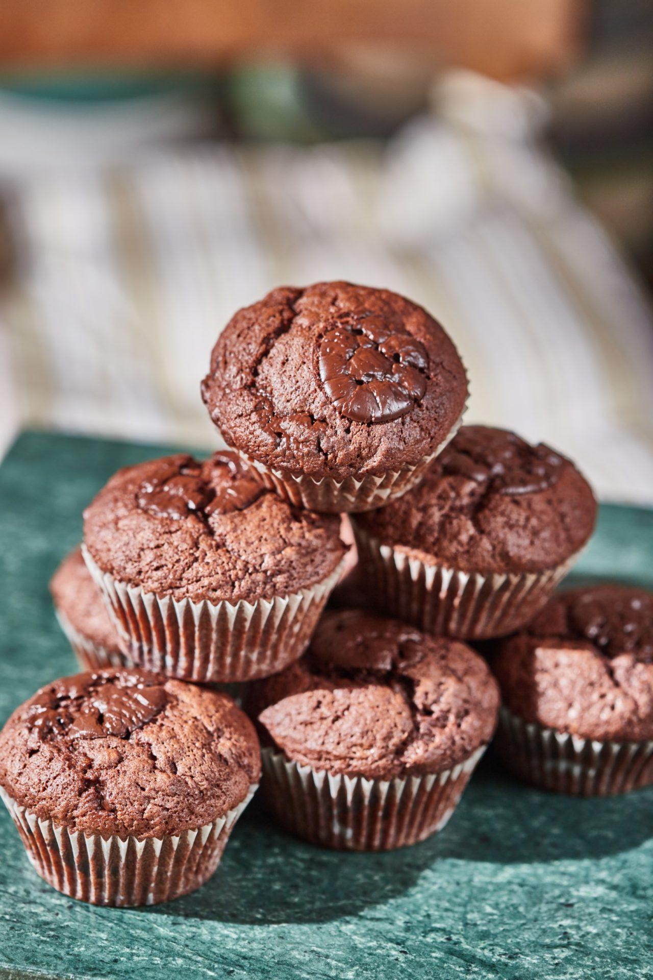 Banános-csokis muffin