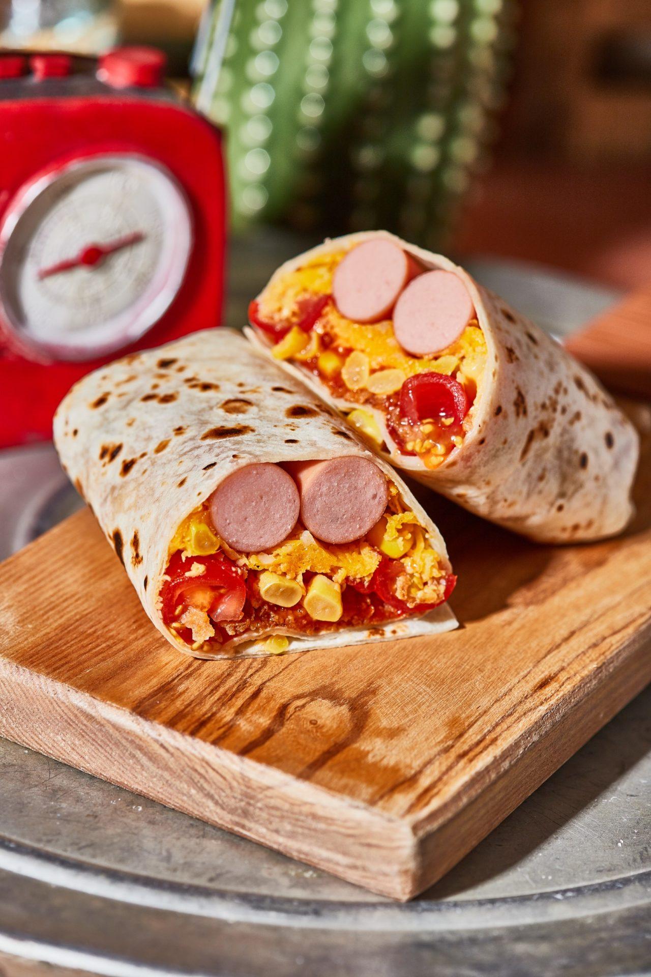 Mexikói hot dog